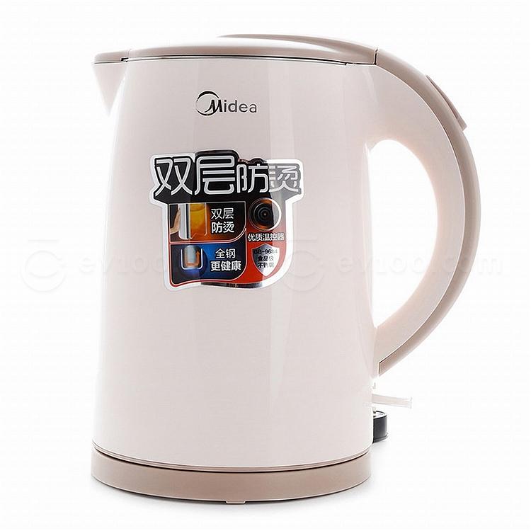 美的 電熱水壺 1.5升  MK-H415E2J