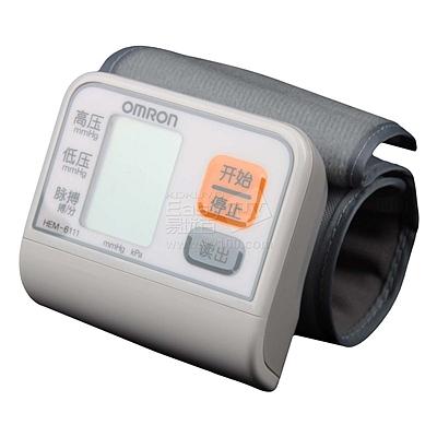 欧姆龙 手腕电子血压计  HEM-6111