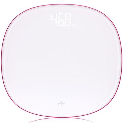 乐心 电子秤体重秤微信互联 (粉) 智能WiFi数据传输  S3