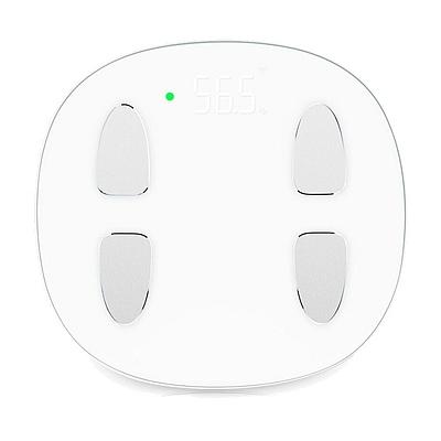乐心 智能体脂秤电子秤体重秤 (白) 智能WiFi数据传输  S5