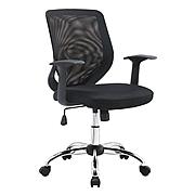 恩荣 职员网椅 (黑)  R282W95