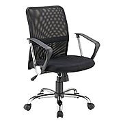 恩榮 職員網椅 (黑)  R292HL02