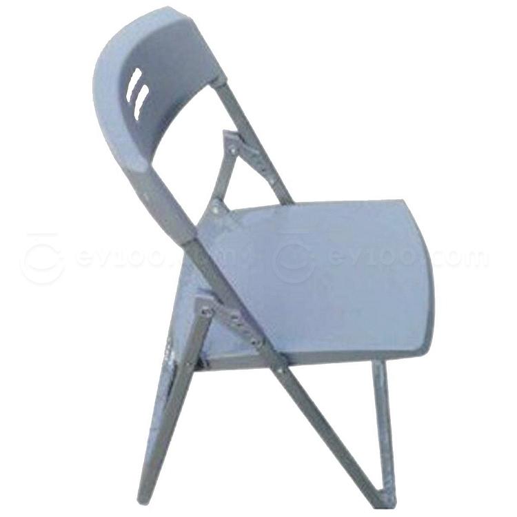 吴俚 折叠椅 (灰) 430W*500D*780H(mm)  YT-8099C
