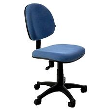吴俚 电脑椅 (蓝) 460W*470*790*890H(mm)  YT-8089BW