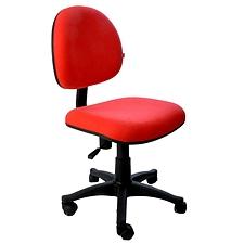 吴俚 电脑椅 (红) 460W*470*790*890H(mm)  YT-8089BW