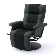 山业 SANWA可躺高靠背老板椅 (黑)  100-SNC033BK