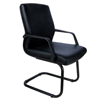 吴俚 会议椅 (黑) 670*760*950(mm)  YT-8019C