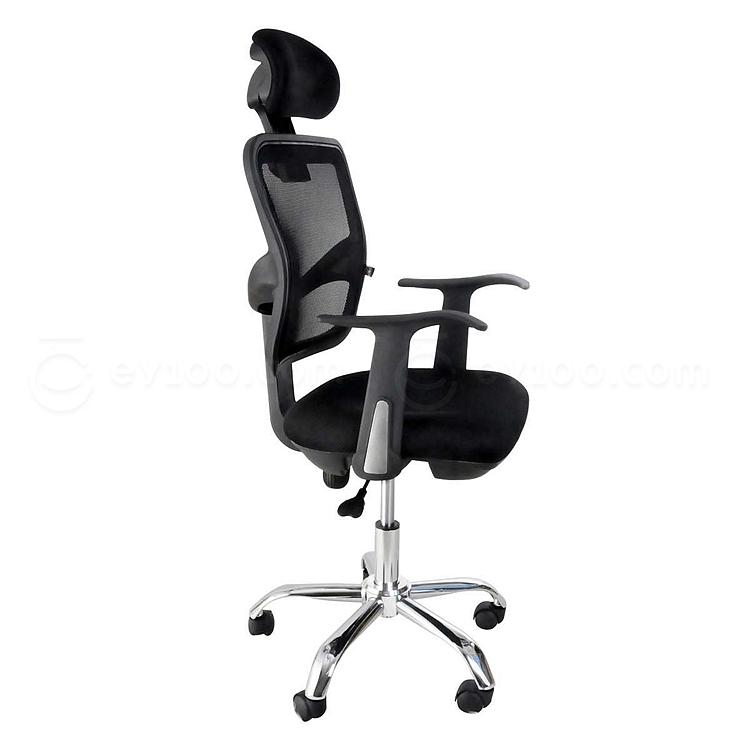 吴俚 办公椅 (黑)  YT-8163A