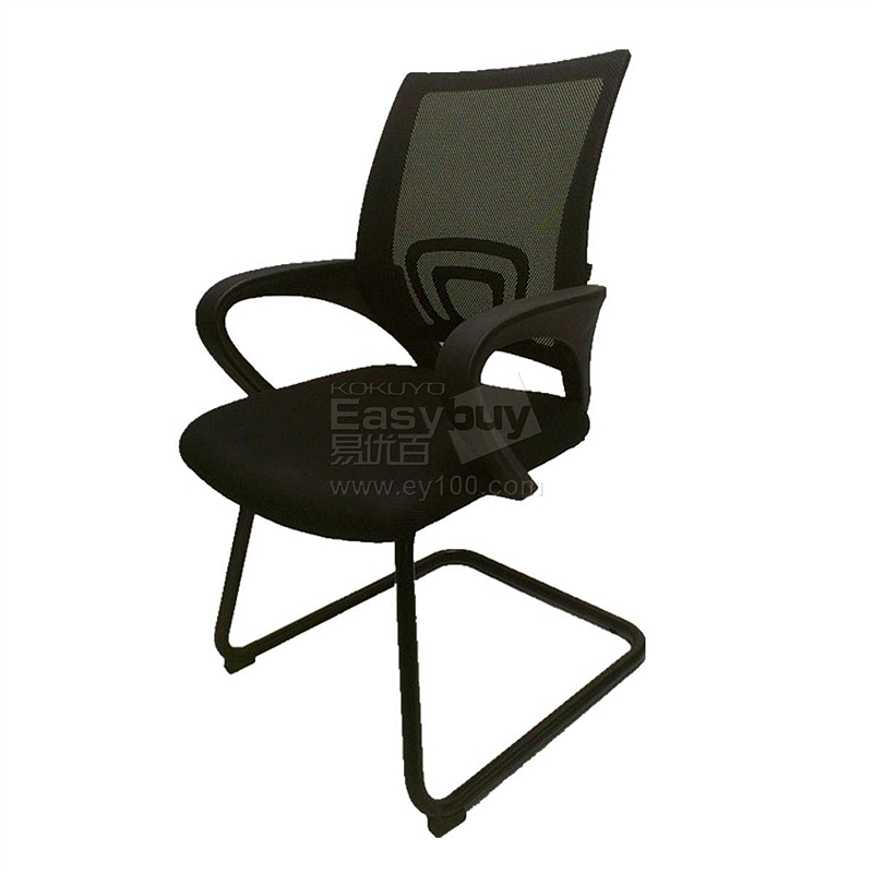 吴俚 会议椅 (黑)  8162C