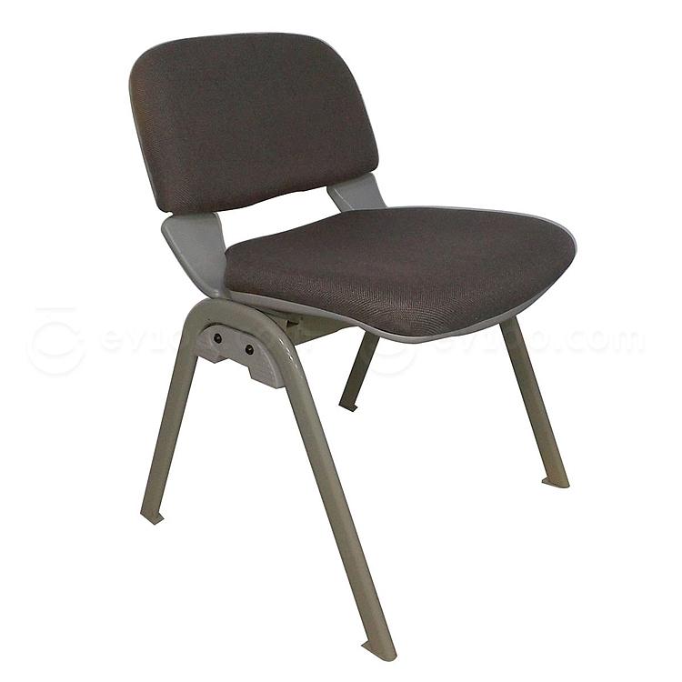 吴俚 会议椅 (灰)  WL-8104C