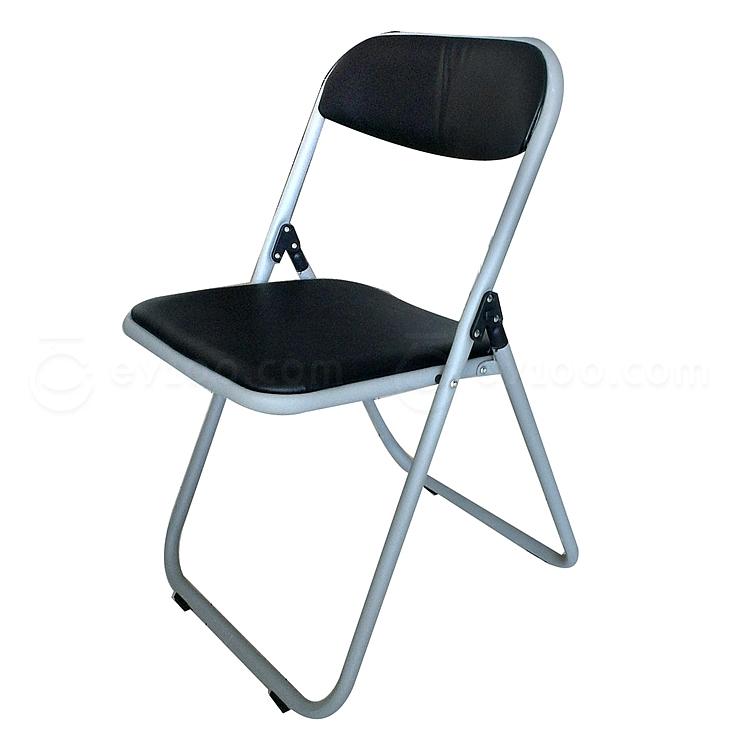 吴俚 折叠椅 (黑)  WL-1533CB