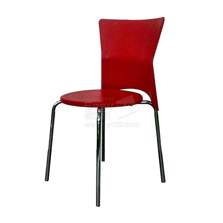 吴俚 培训椅 (红)  WL-8097CX