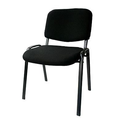 吴俚 会议椅 (黑)  WL-8095CX
