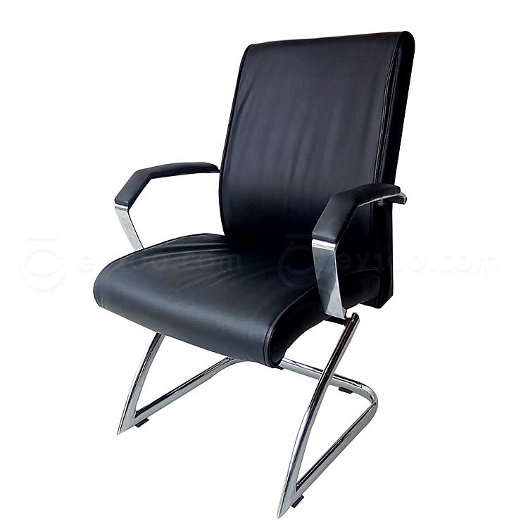 吴俚 会议椅 (黑)  WL-8052C