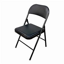 吴俚 折叠椅 (黑)  WL-15910C