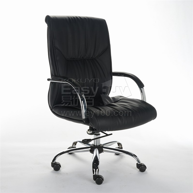 顺发 仿皮中班椅 (黑)  SH-627B