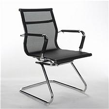 顺发 网布会议椅 (黑)  SH-1406C