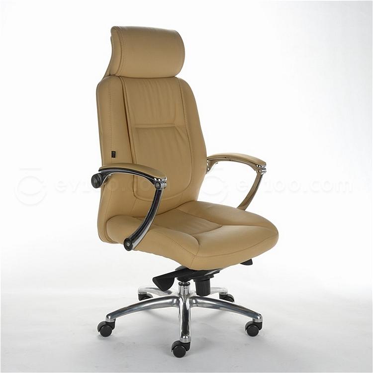顺发 仿皮大班椅 (米黄)  SH-9015A