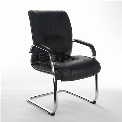 顺发 仿皮会议椅 (黑)  SH9005C