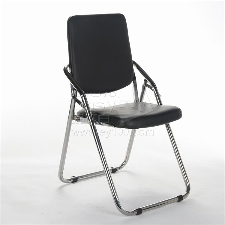 顺发 仿皮折叠椅 (黑)  SH-2