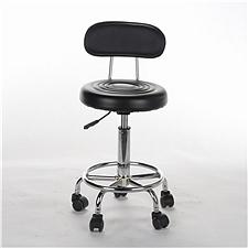 顺发 仿皮吧椅 (黑)  SH1572K-2