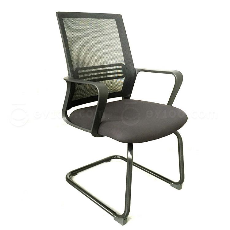 吴俚 办公椅 (黑)  WL-1663C