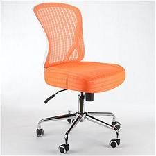 顺发 记忆棉舒适职员椅 (橙色)  JM162BM-1