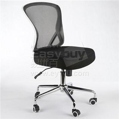 顺发 记忆棉舒适职员椅 (黑)  JM162BM-1