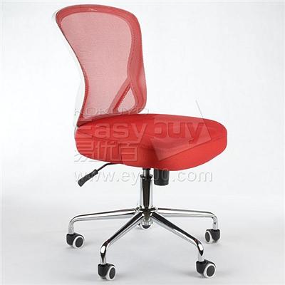顺发 记忆棉舒适职员椅 (红)  JM162BM-1