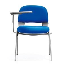 集大 培训椅 (蓝) W560*D460*H730mm  CH-048C1