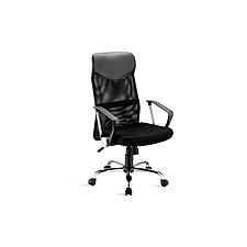 恩榮 主管網椅 (黑)  R192HL01