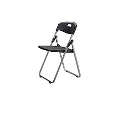 恩荣 培训椅 (黑)  JG4101