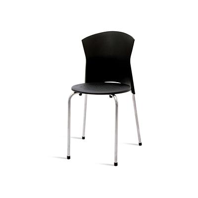 恩荣 餐椅 (黑)  R483AC164