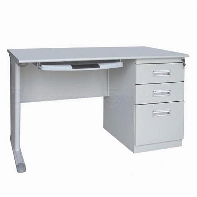 吴俚 办公桌 (灰白)  WL-1260GZG