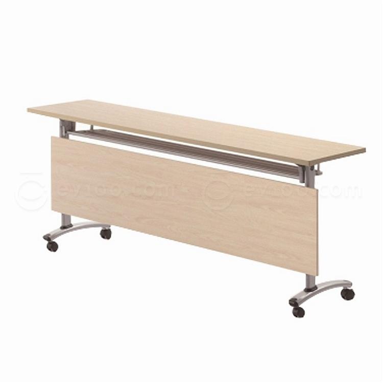 吴俚 折叠桌 (枫木色)  WL-6015