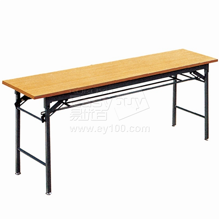 吴俚 折叠桌 (枫木色)  WL-6017