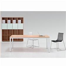 吴俚 会议桌 (枫木色)  WL-2412H