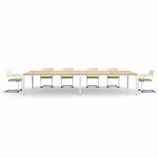 吴俚 会议桌 (枫木色)  WL-3214H