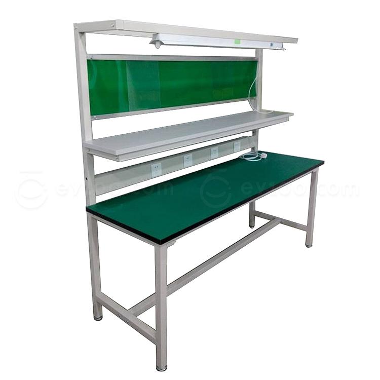 吴俚 单面防静电工作台 (绿)  WL-16105J128