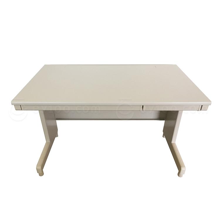 国誉 钢制平桌(第三代) (米白) 1400W*700D*740H  AXA-B33