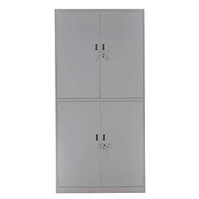 发力 上下可分体式双节柜 (灰白) 900*400*1850mm  FL-022