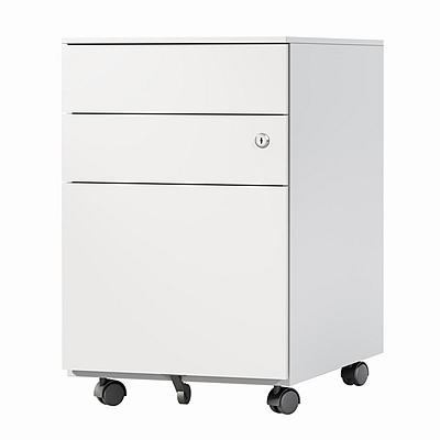国誉 钢制活动柜 (白) 387*530*600mm  SD-LC45N31WH