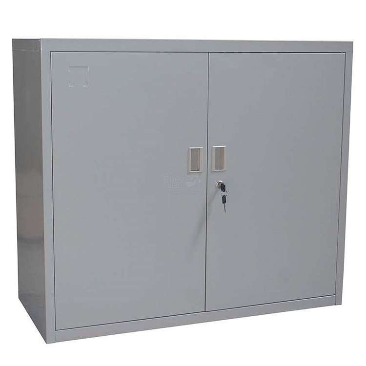发力 780型对开门柜 (灰白)  FL-010