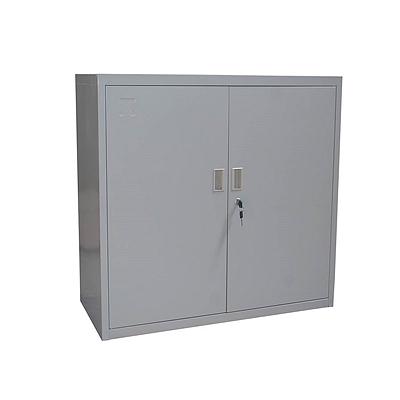 发力 1070型对开门柜 (灰白)  FL-013