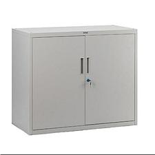 集大 单节开门柜 (浅灰) W900*D450*H750mm  CB-K-7