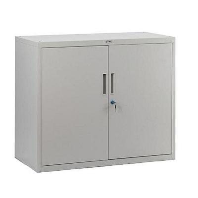 集大 单节开门柜 (浅灰) W900*D400*H750mm  CAB-K-7