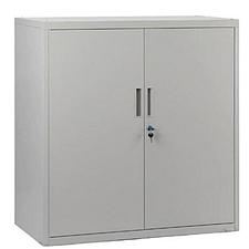 集大 单节开门柜 (浅灰) W800*D400*H920mm  CA-K-9