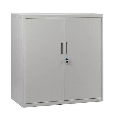 集大 单节开门柜 (浅灰) W900*D450*H920mm  CB-K-9