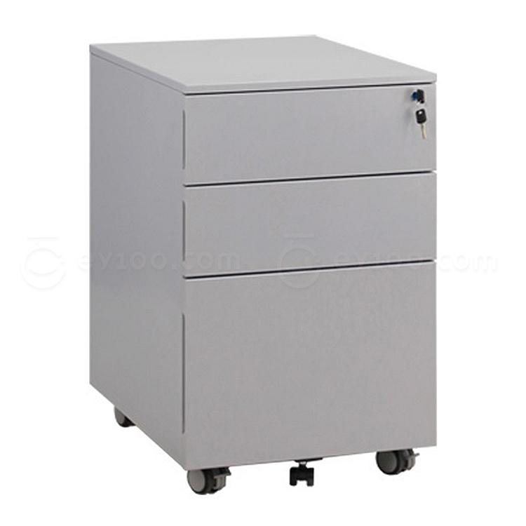 集大 活动柜 (银) W420*D570*H605mm  HDY-3D
