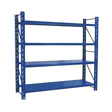 發力 中型貨架 (藍) 1500*600*2000mm  5003